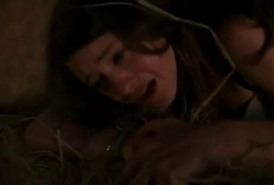 Natalia Dyer getting fucked in her ass